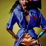 Chanel Iman: Supermodel Globe Trotter