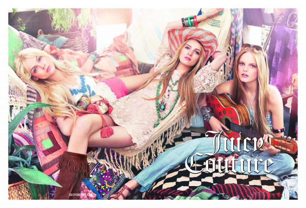 How To Become A Juicy Couture Model (Juicy Couture Fashion Model) For Juicy Couture Ads And Juicy Couture Fashion Advertisements.