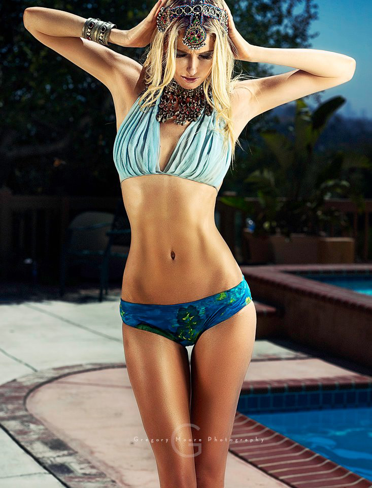 Beautiful Blonde ZARZAR MODEL Jessica Paterson Modeling In Los Angeles Southern California Modeling In Sexy Light Blue Bikinis And Swimsuits. ZARZAR MODELING AGENCY Model Jessica Paterson Knows The Right Foods To Eat So That She May Look Even More Beautiful And Pretty.