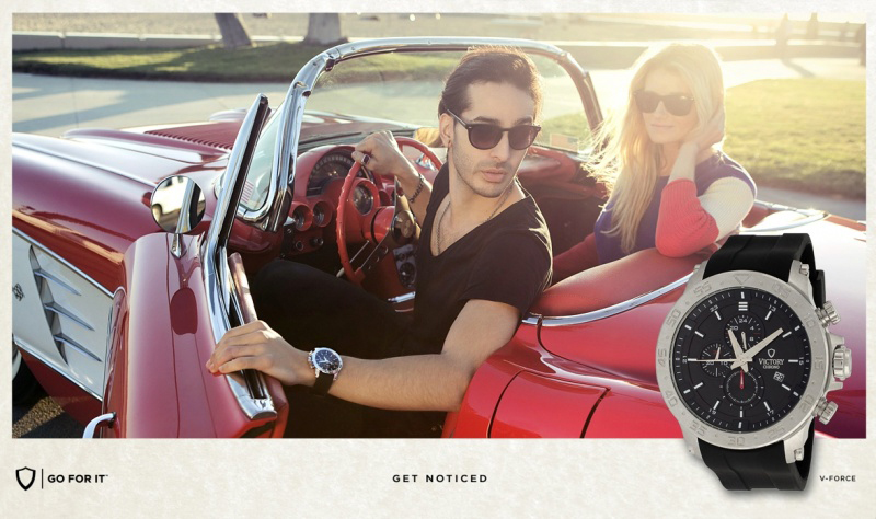 Beautiful Blonde ZARZAR MODELS Jessica Paterson Modeling In Southern California Modeling In Beautiful Red Classic Cars For Watches And Accessories Fashion Ads. ZARZAR MODELING AGENCY Model And Actress.