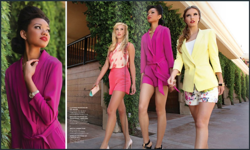 Beautiful Blonde ZARZAR MODEL Jessica Harbour Modeling In Beautiful Del Mar At The Del Mar Racetracks (Del Mar Thoroughbred Club) In San Diego County Southern California Modeling For Locale Magazine Orange County Summer 2013 Fashion Issue.