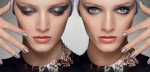 Estee Lauder Makeup Tutorials - Get The Metallics Makeup Beauty Look With French Model Constance Jablonski - Avon Muted Metallics And Dior Mystic Metallics Makeup Looks - Maybelline New York Metallics Eye Makeup Tutorials