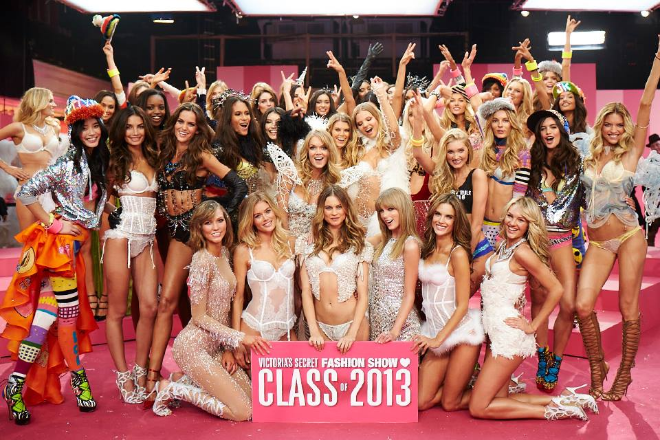 The 2013 Victoria's Secret Fashion Show Backstage Interviews With Your Favorite Victoria's Secret Models And Victoria's Secret Angels - Victoria's Secret Model Interviews As They Get Their Hair And Makeup Ready For The Victoria's Secret Fashion Show (The Victoria's Secret Runway Show)