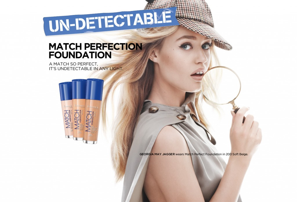 How To Get Healthy Youthful Younger Looking Skin - Beautiful Blonde Model Georgia May Jagger Modeling For Rimmel London Modeling As One Of The Highest Paid Models In The World. The Best Anti-Aging (Anti-Wrinkle) Creams For Youthful Younger Looking Skin.