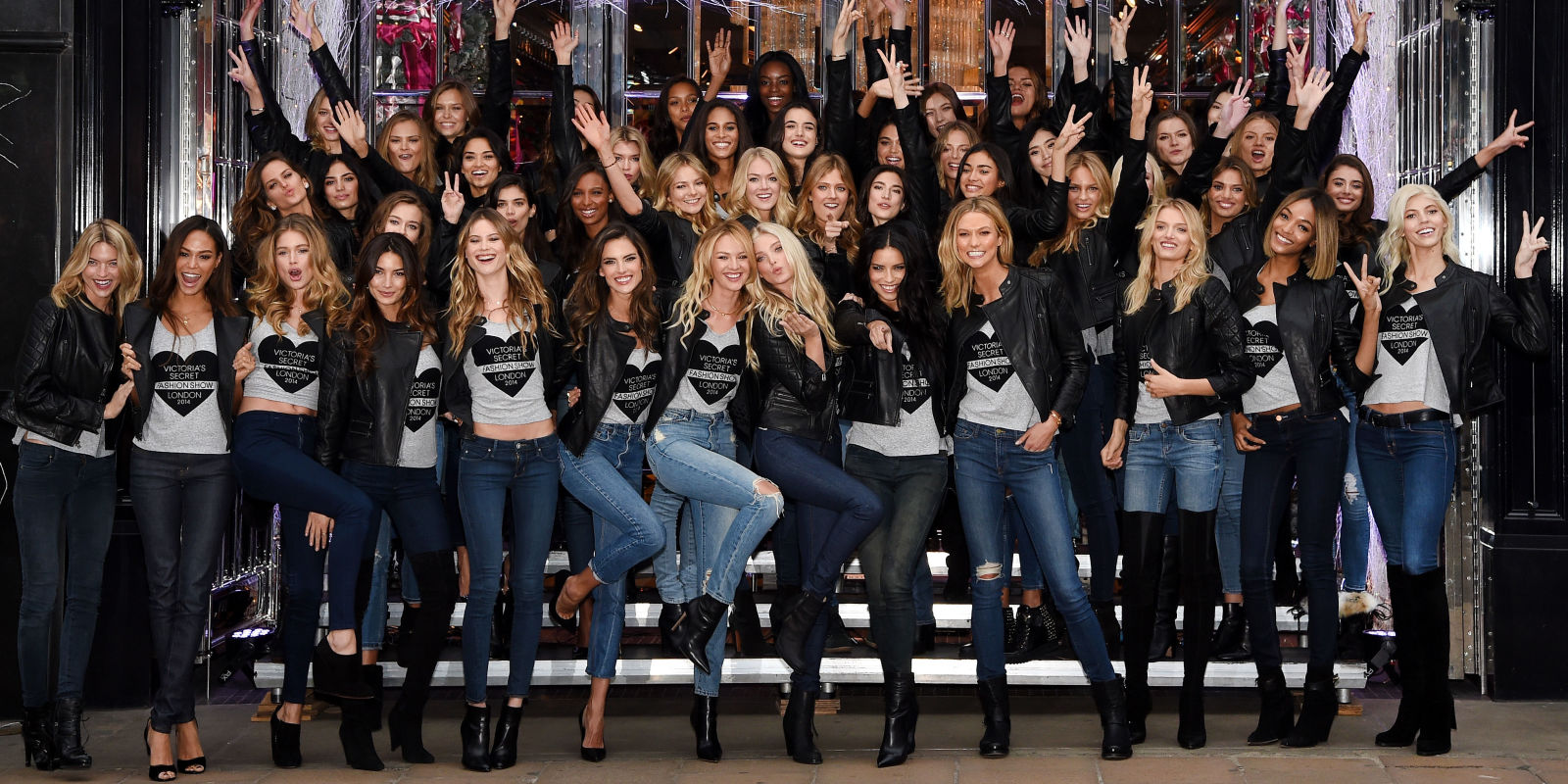Top Modeling Agencies In Los Angeles For Trade Show Models, Promo Models, Convention Models, And Event Staff (Promotional Models Event Staffing). Above: Victoria's Secret Models.