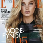 The Highest Paid Models In The World – Swedish Fashion Model Elsa Hosk – Victoria's Secret Model Elsa Hosk Earning Under $5 Million Dollars Per Year