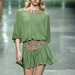 Alexander McQueen Fashion Runway Show