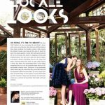 ZARZAR MODELS Congratulates Beautiful Brunette Models Tayler Ahern And Whitney Ladnier For Their 2012 Fashion Modeling Editorial For Locale Magazine Southern California
