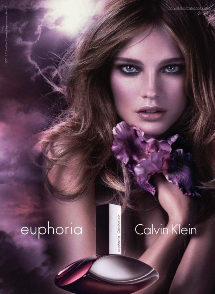 Beautiful Russian Model Natalia Vodianova Modeling For Calvin Klein Euphoria Fragrance Spring Summer Fashion Advertising Campaign Modeling For Calvin Klein Euphoria Fragrance Perfume Ads As One Of The Highest Paid Models In The World