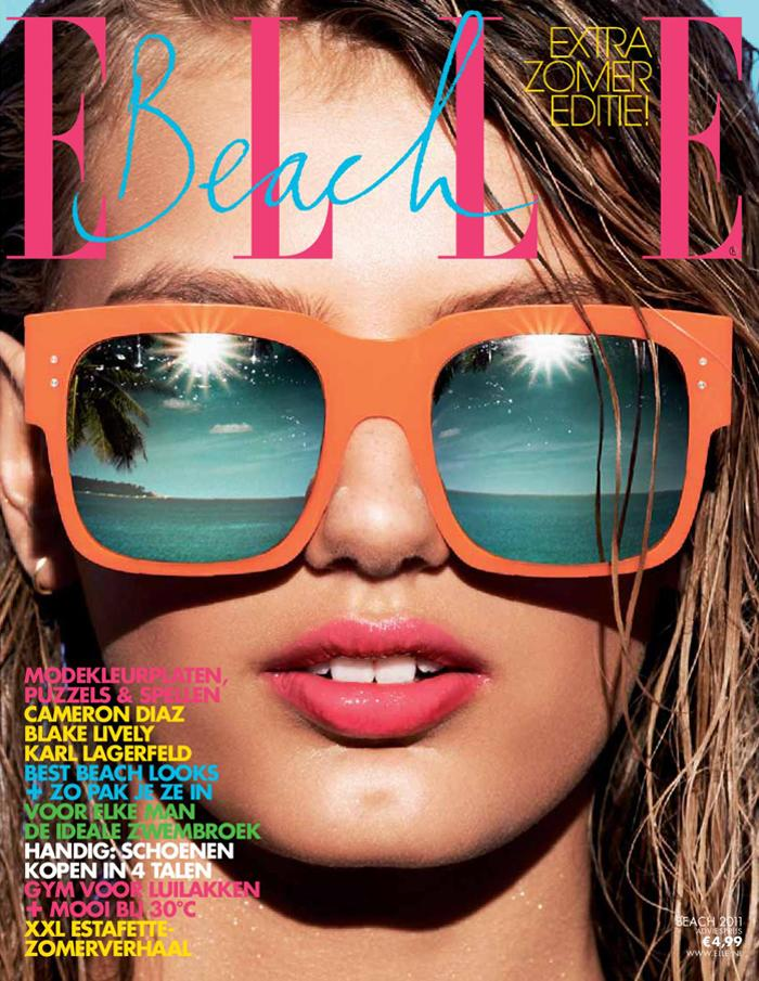 Beautiful Victoria's Secret Dutch Model Bregje Heinen Modeling For The Cover Of Elle Netherlands Magazine Modeling For Elle Netherlands Fashion Editorials. Beauty Makeup Tips Tutorials For The Eyes And Lips For Looking Like A Victoria's Secret Model.