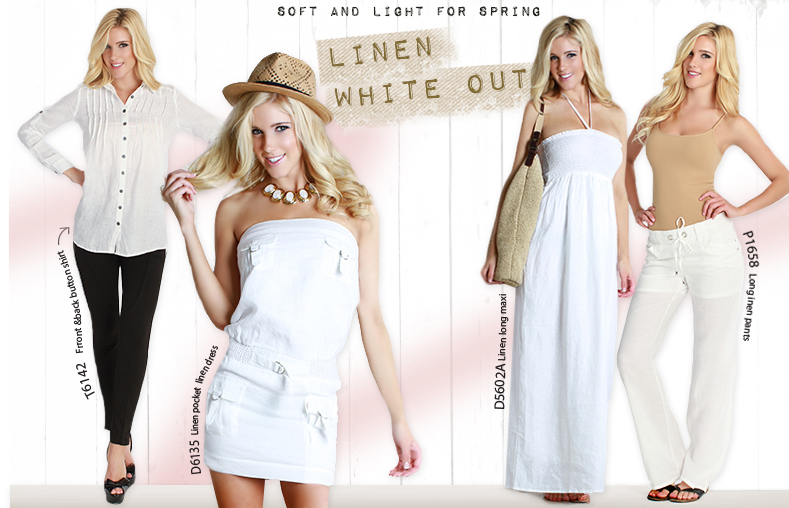 Beautiful Blonde ZARZAR MODELS Jessica Harbour Modeling In Los Angeles Print Modeling In Sexy White Dresses And Pants For Beautiful Fashion Ads And Apparel Catalog Advertisements