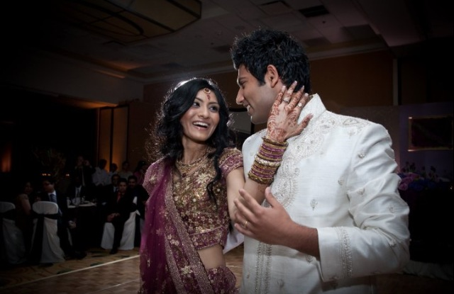 Indian Wedding Hair And Makeup By Noel Sweeny