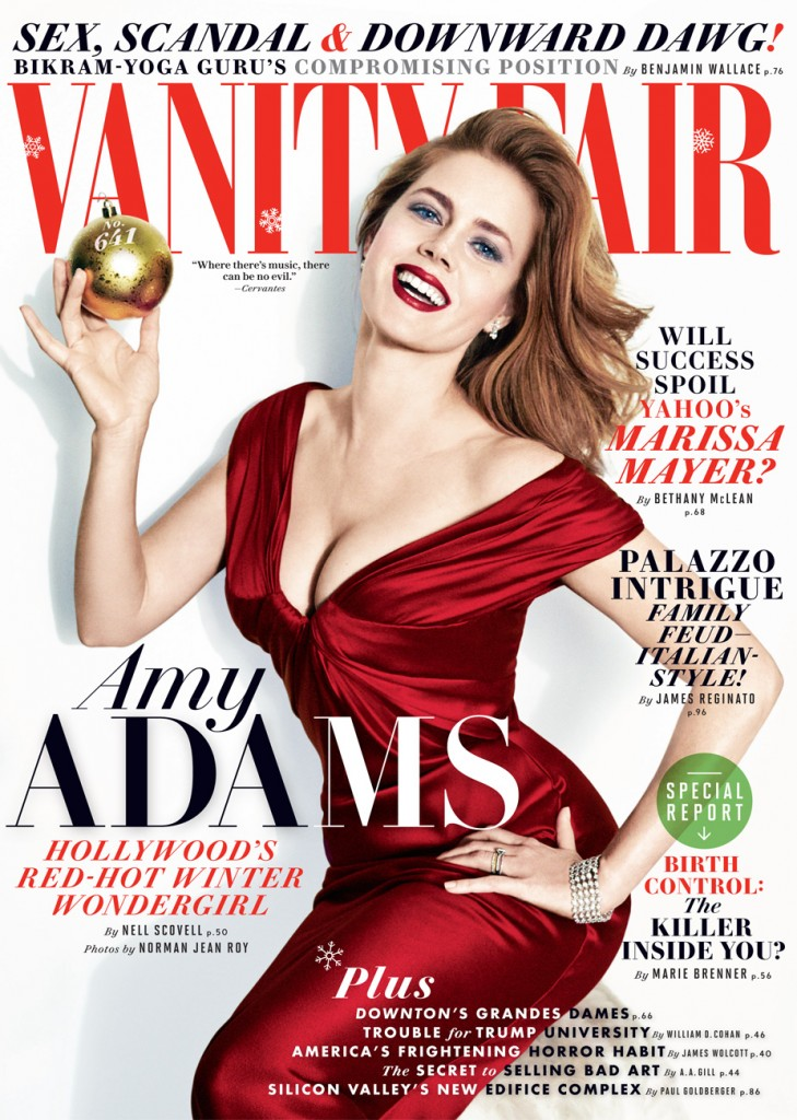 Beautiful Italian Actress Amy Adams Modeling For The Cover Of Vanity Fair Modeling As One Of The Highest Paid Actresses In The World. The World's Highest Paid Actresses. The Top Earning Actresses In Hollywood.