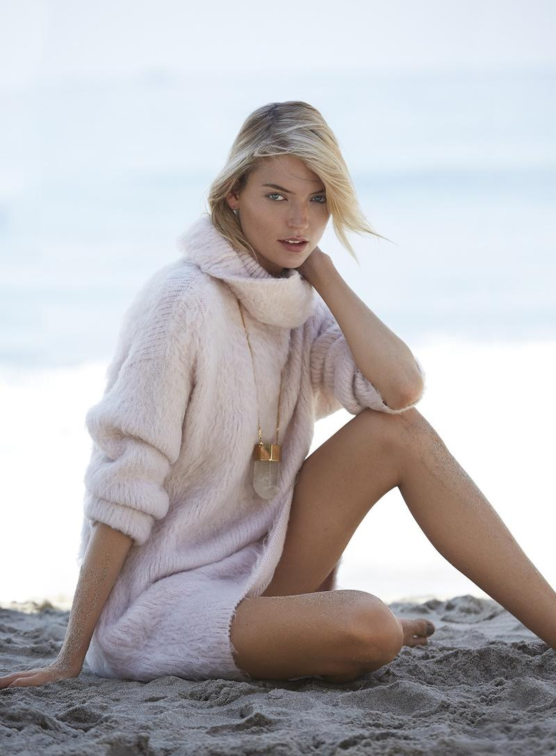 Beautiful Model Martha Hunt Modeling For Lucky Magazine Fashion Editorials Modeling As One Of The Highest Paid Models In The World. The World's Highest Paid Models. The Top Earning Models In The World.