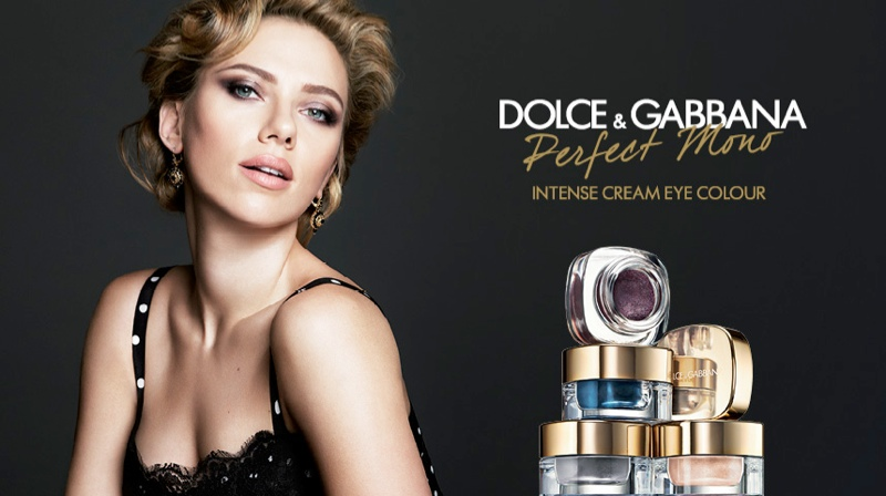 Beautiful Actress Scarlett Johansson Modeling For Dolce And Gabbana Advertisements (Beautiful Dolce And Gabbana Makeup Ads) Modeling As One Of The Highest Paid Actresses In The World. The World's Highest Paid Actresses. The Top Earning Actresses In Hollywood.